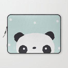 Panda in love Laptop Sleeve