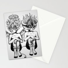 Good or Bad? Stationery Cards