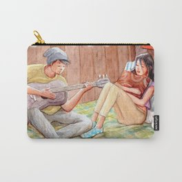 Bedroom Serenade Carry-All Pouch