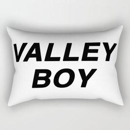 Valley Boy Rectangular Pillow