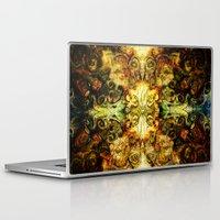 fibonacci Laptop & iPad Skins featuring Fibonacci 3 by Aleks7