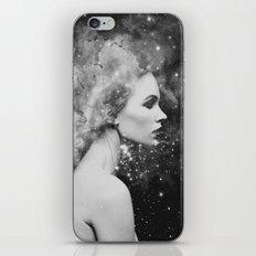 Head in the stars iPhone & iPod Skin