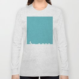 By Sled Long Sleeve T-shirt