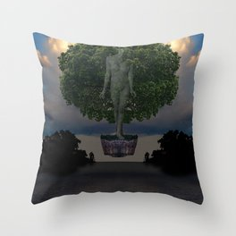 The Safety Series - After the Storm Throw Pillow