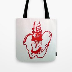 Spinal  Tote Bag