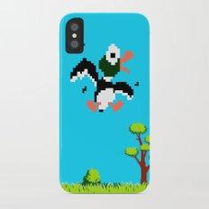 duck iPhone X Slim Case