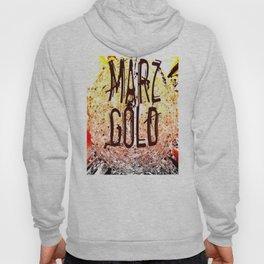 MARZ GOLDEN SURFACE Hoody