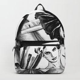 Between Dream & Reality Backpack