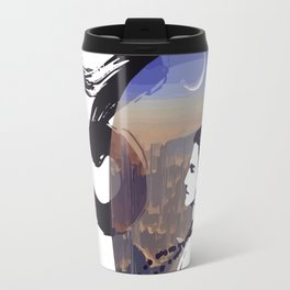 Mood Rising Sci-fi Ohm Travel Mug