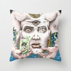 140113 Throw Pillow