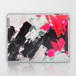 Hot Pink Franz Laptop & iPad Skin