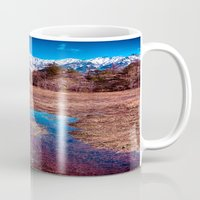 rustic Mugs featuring Rustic by Jonah Anderson