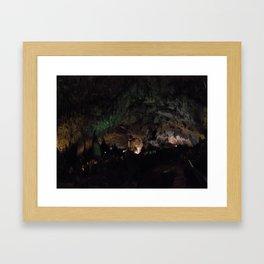 Carlsbad Caverns II Framed Art Print