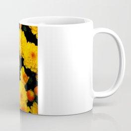 Golden Dew Drops. Coffee Mug