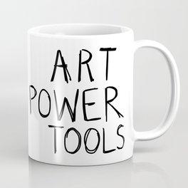 Art Power Tools Coffee Mug