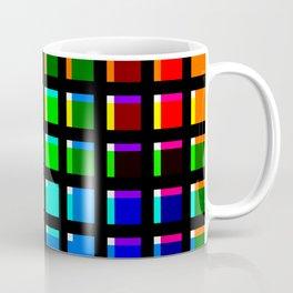 Crossing Color Bars Coffee Mug