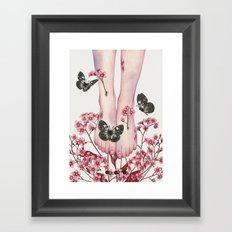 It Aches III Framed Art Print