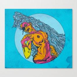 GIRL$ Canvas Print