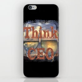 Think CEO iPhone Skin