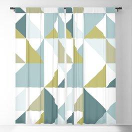 Modern Geometric 15 Blackout Curtain