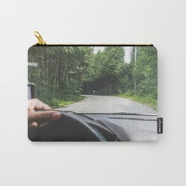 Between the Pines Carry-All Pouch