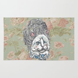 Meowrie Antoinette Rug