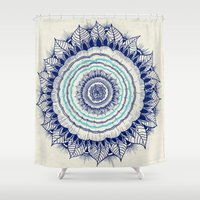 infinity Shower Curtains featuring Infinity  by rskinner1122
