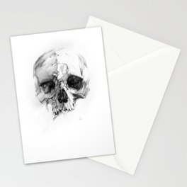 Skull 46 Stationery Cards