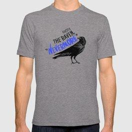 Nevermore Raven - Yellow T-shirt
