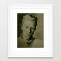 physics Framed Art Prints featuring Physics Major by FallingSnow