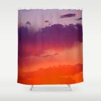 arizona Shower Curtains featuring Arizona by Laura Santeler