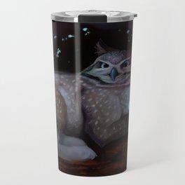 Meowl Travel Mug