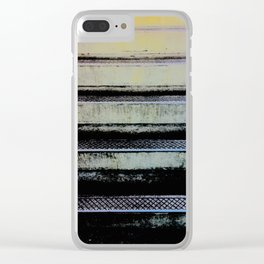 City Grime Clear iPhone Case