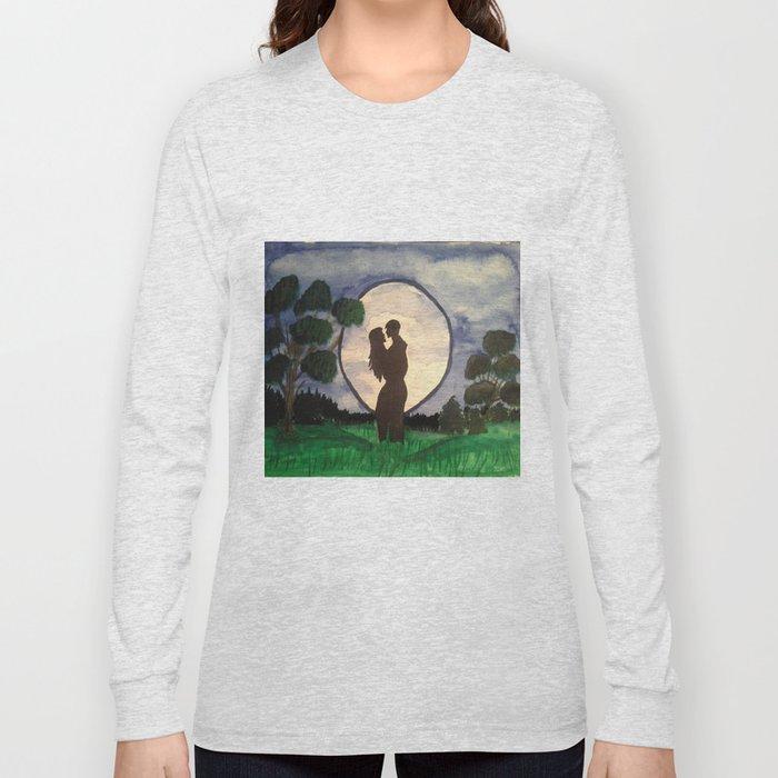 Shadow love Long Sleeve T-shirt