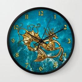 Pintocampus Wall Clock