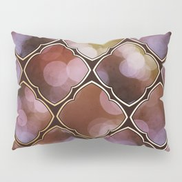 Bokeh Mosaic Pillow Sham