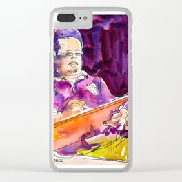 20170311D George Huang USKSG Clear iPhone Case