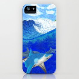 Waterman's Folly iPhone Case
