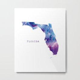 Florida Metal Print