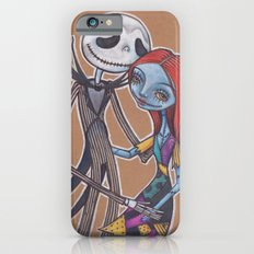 Jack and Sally Slim Case iPhone 6s