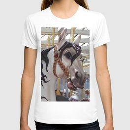 Carousel horse 03 T-shirt