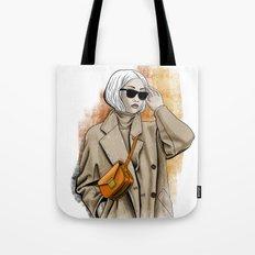 Fall fashion Tote Bag