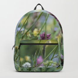 Wildflowers on the Mountain Backpack