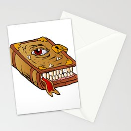 monster book. Stationery Cards