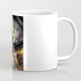 Chasing Blue Sky Coffee Mug