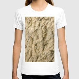 Sheep fur for a fluffy hair lover T-shirt