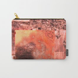 Childhood of humankind: Wisdom eye look right Carry-All Pouch
