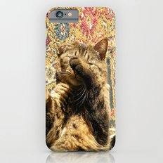 Why you wake me up? iPhone 6s Slim Case