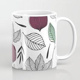 Organic Beet Coffee Mug