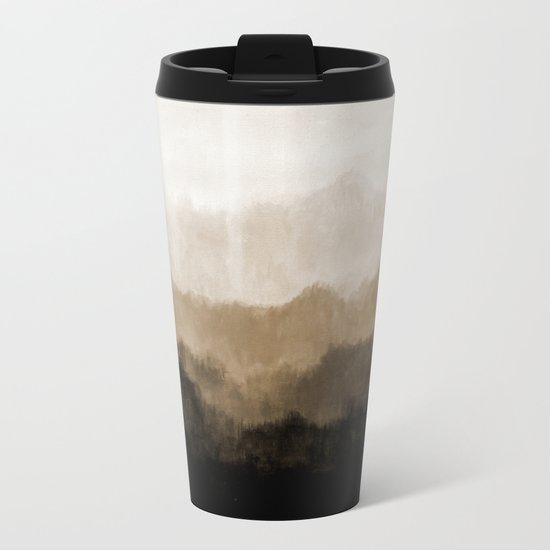 Old Mountain Metal Travel Mug